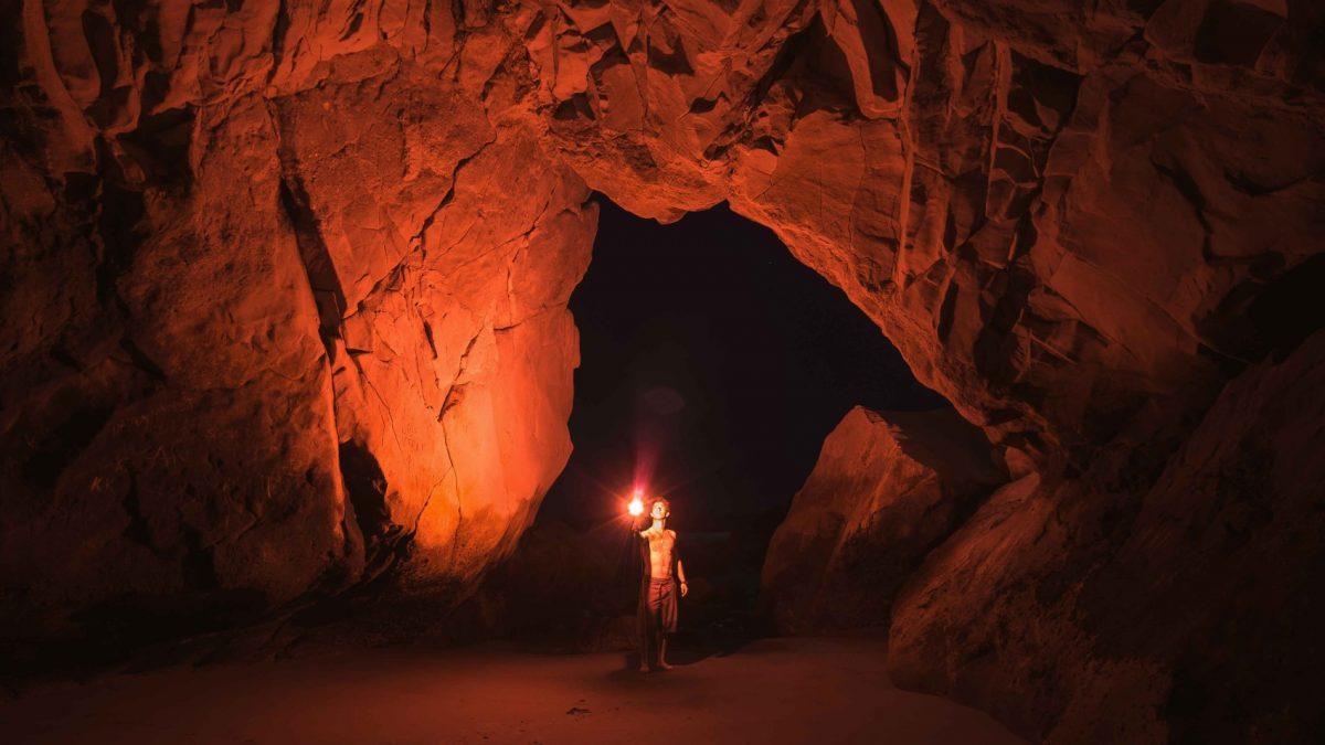 De volta à caverna