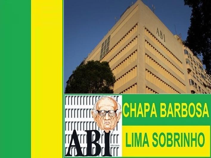 Manifesto da Chapa Barbosa Lima Sobrinho sobre as eleições para a renovação de 1/3 do Conselho Deliberativo