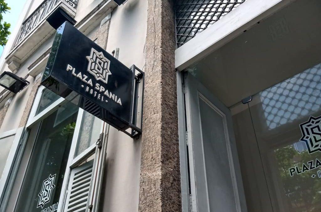 Hotel Plaza Spania foca na solução e cria alternativas para melhor atender