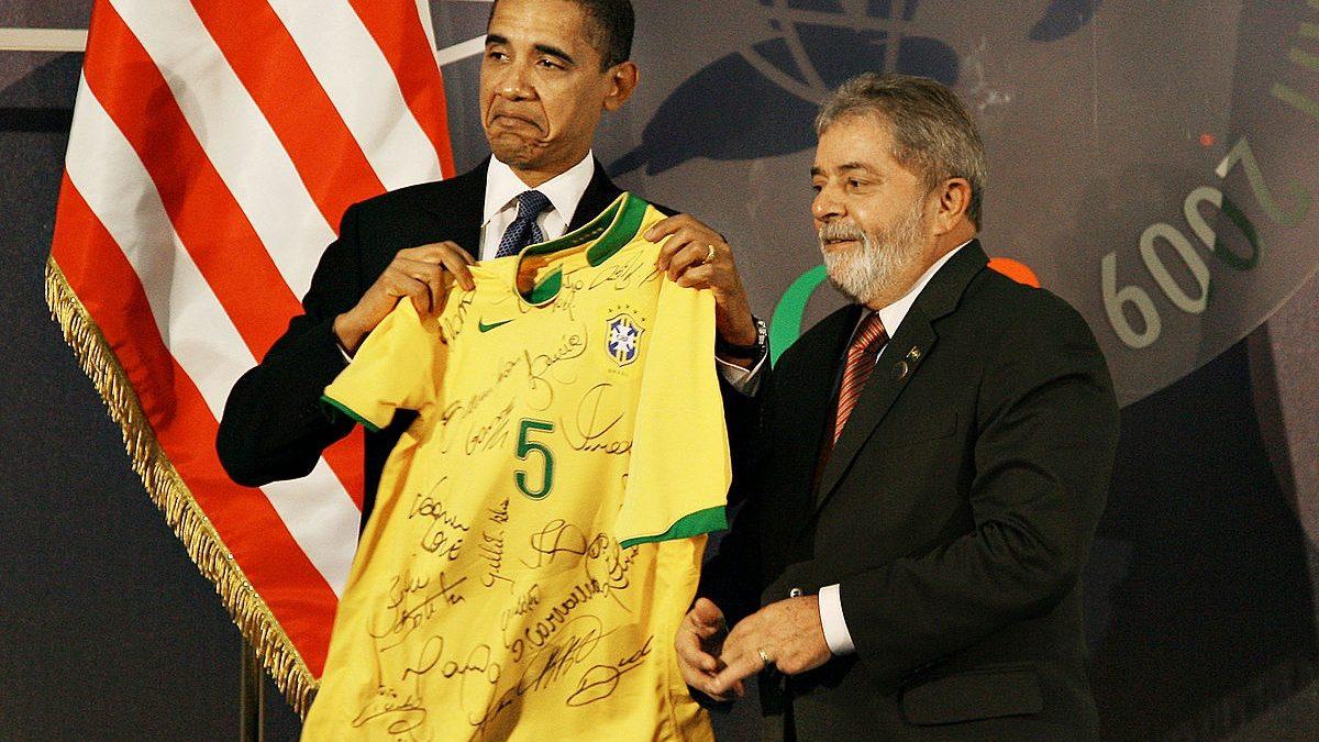 Obama cita Lula ao dizer que o Brasil ainda tem problemas profundos com corrupção sistêmica