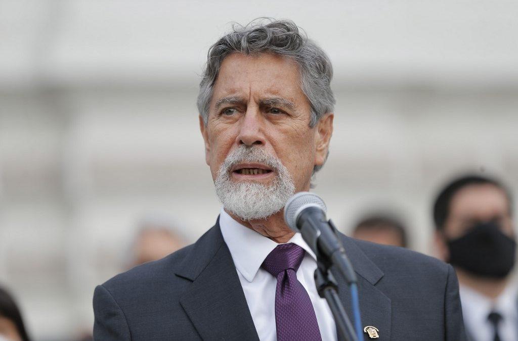 Itamaraty envia cumprimentos a novo presidente do Peru