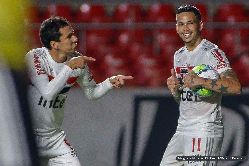 Flamengo é novamente humilhado pelo São Paulo