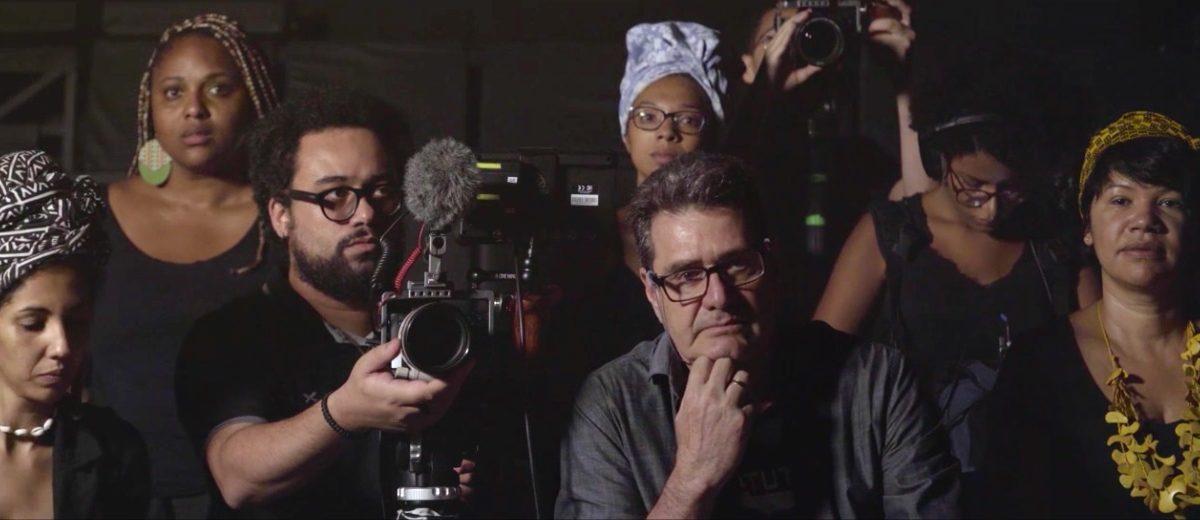 "Grande première internationale du film ""Dentro da Minha Pele"" (Dans Ma Peau) de Val Gomes et Toni Venturi"