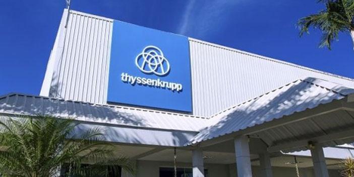 Conglomerado alemão Thyssenkrupp irá cortar 11 mil postos de trabalho