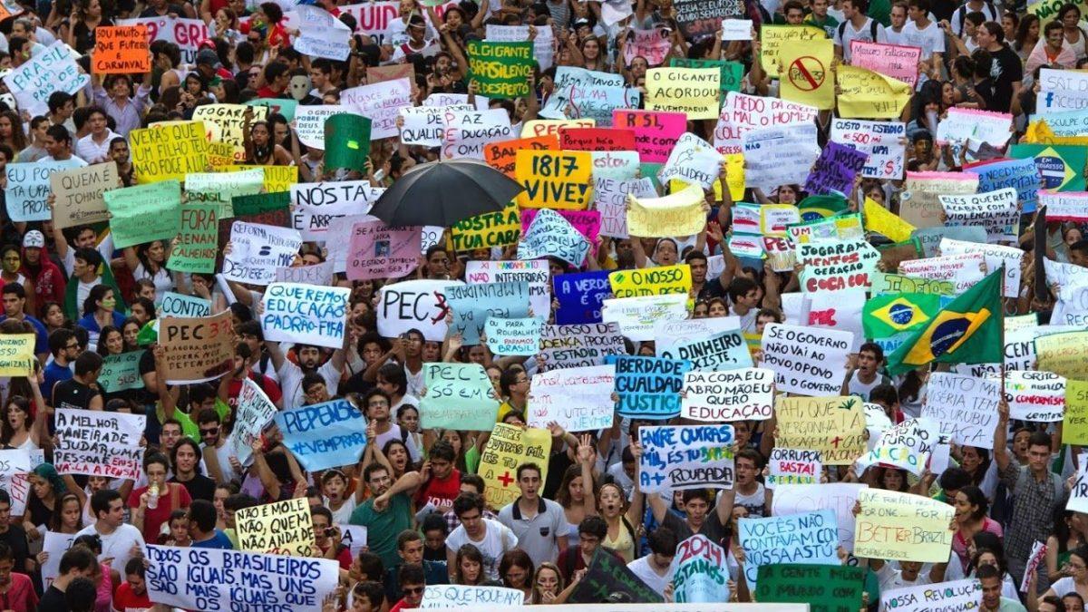 Intolerância e Carta aos Brasileiros