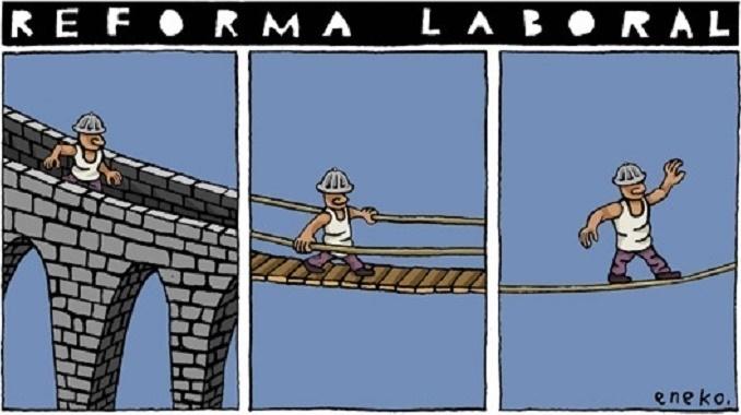 Reforma trabalhista mais que necessária