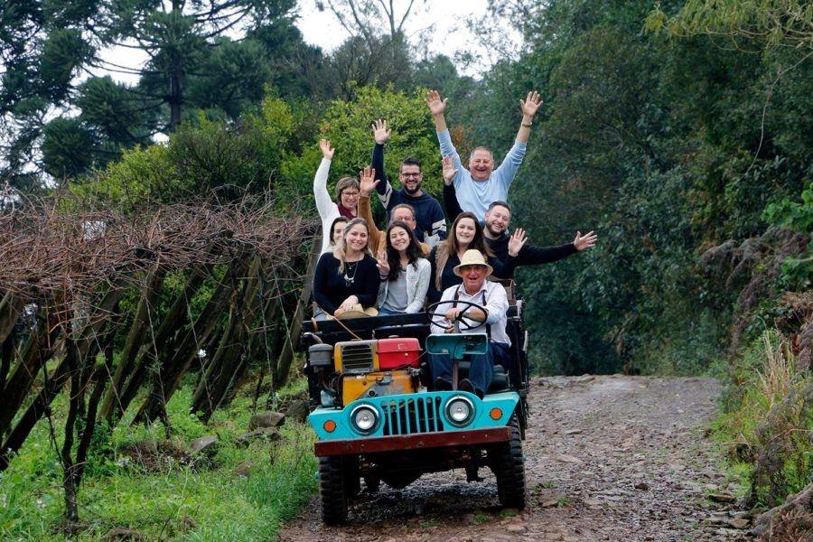 Enoturismo recupera turistas para o Vale dos Vinhedos (RS)