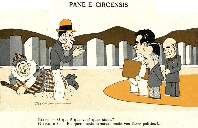Sambista Carioca: Cuidado com o Político Caô