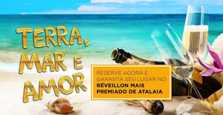 Réveillon Real Classic Hotel Aracaju terá show com total segurança