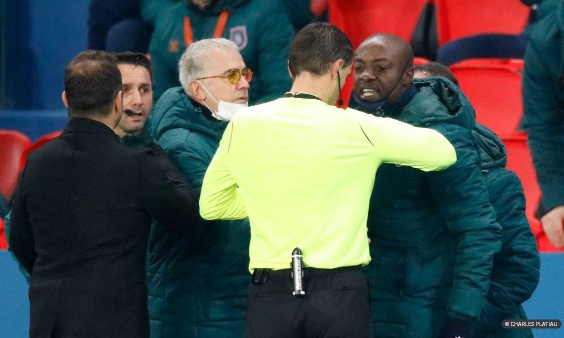 Uefa abrirá processo disciplinar sobre incidente racial em Paris