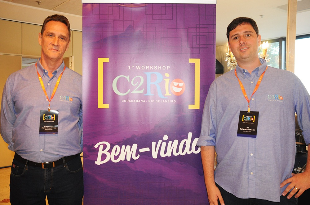 ALEXANDER BALARD: Operadora C2Rio segue adaptando-se e expandindo as atividades