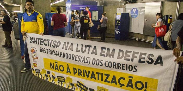 Empresa suspeita de superfaturamento nos Correios vai analisar privatização da estatal