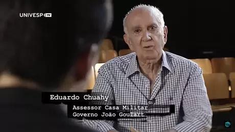 Eduardo Chuahy, presente!