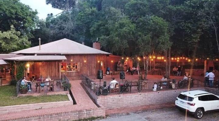 Culinária gaúcha é destaque no Espaço Gastronômico Villa Gaudéria em Garibaldi (RS)