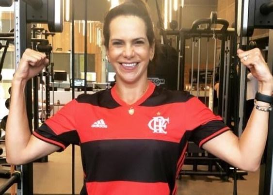 Virna pode dar nome à quadra de vôlei do Flamengo