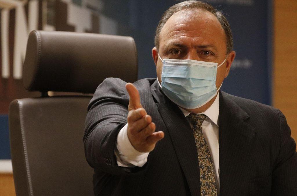 Pressionado por CPI, Pazuello pede que senadores evitem politizar debate da Covid-19