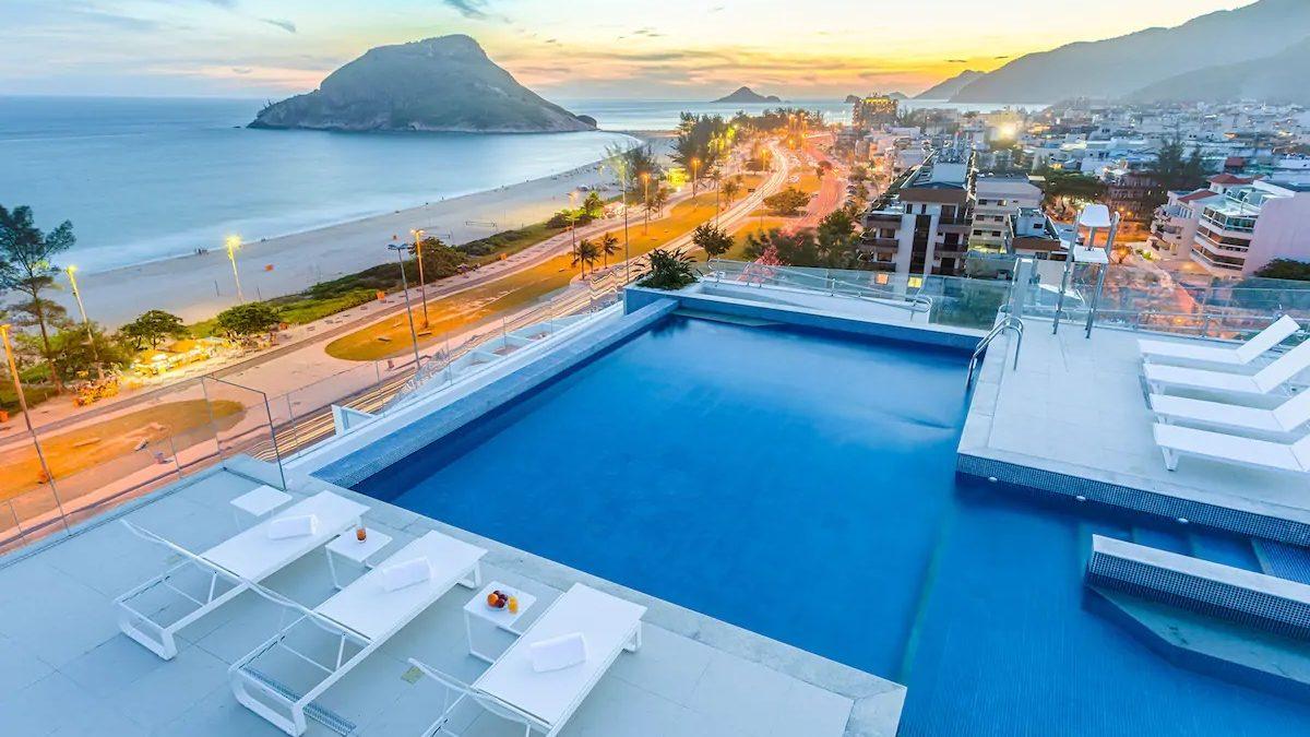 TURISMO HOJE: CDesign Hotel é parada obrigatória no Rio; Turismo pernambucano cai no acumulado do ano