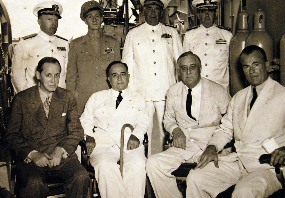 MEMÓRIA – A FEB, o general Afonso Albuquerque Lima, o encontro Vargas-Roosevelt
