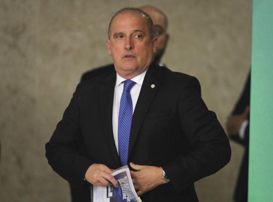 Marco Aurélio arquiva processo por caixa 2 contra Onyx, após pagamento de multa de R$ 189 mil