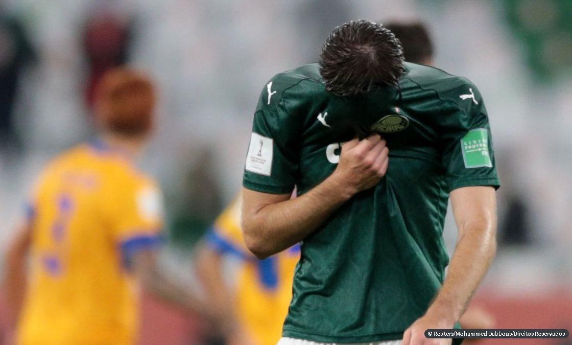 Palmeiras perde para Tigres e dá adeus ao Mundial de Clubes