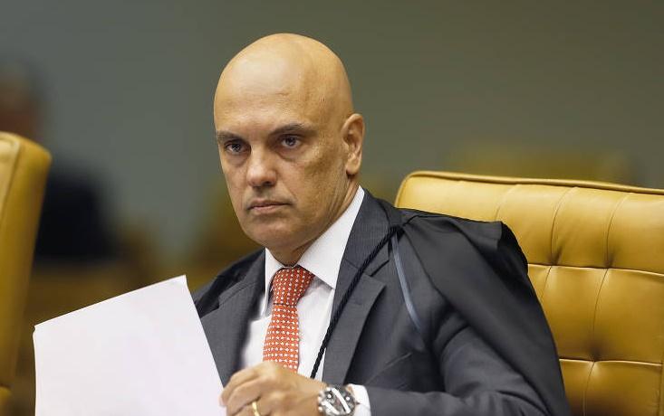 """Moares diz que prisão de Silveira foi """"marco no STF e na Câmara no combate ao extremismo antidemocrático"""""""