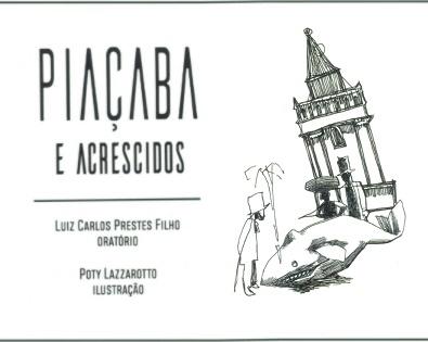 eBook: PIAÇABA E ACRESCIDOS. Autor: Luiz Carlos Prestes Filho