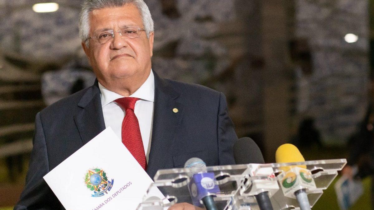 JOÃO CARLOS BACELAR: Nós somos terminantemente contra entregar o monopólio do jogo no Brasil para investidores dos Estados Unidos