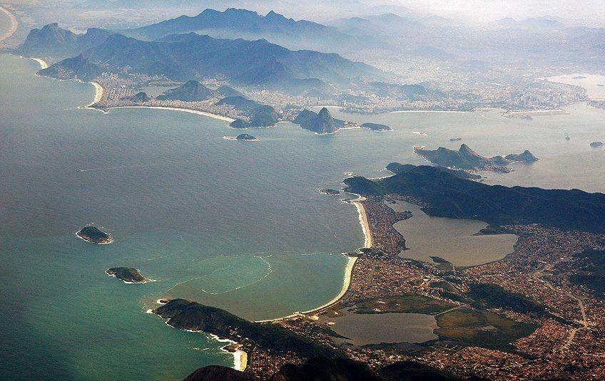 Tegib ameaça a pesca, o turismo, o lazer e a vida marinha nas Baías de Sepetiba e da Ilha Grande