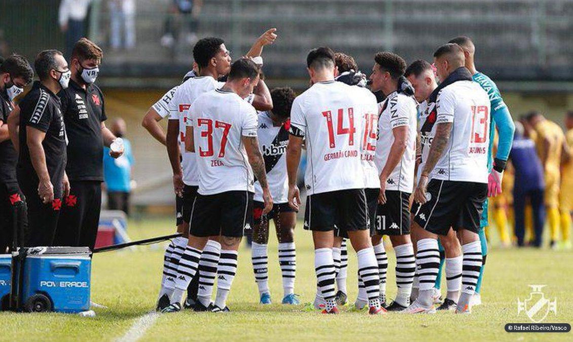 Vasco vacila e cede empate ao Madureira após abrir 2 a 0