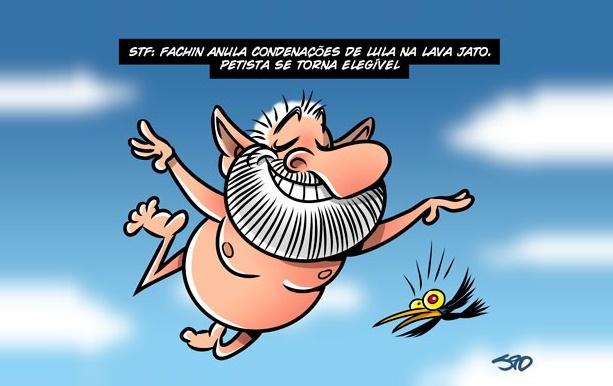 COLUNA em Defesa da Constituição – O casuísmo de Fachin contra Lula: mais uma vez, a Constituição rasgada