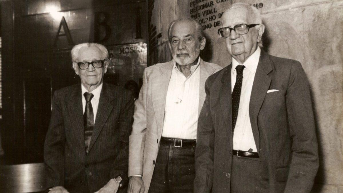Faleceu o jornalista Hélio Fernandes aos 100 anos