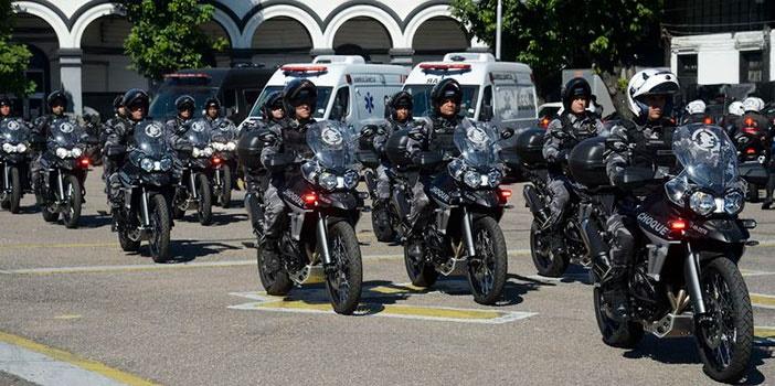 Policiais lançam manifesto contra o sucateamento dos serviços públicos