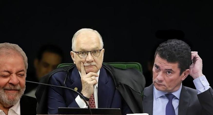 """Moro diz que repudia """"ataques pessoais"""" a Fachin após anular condenações de Lula"""