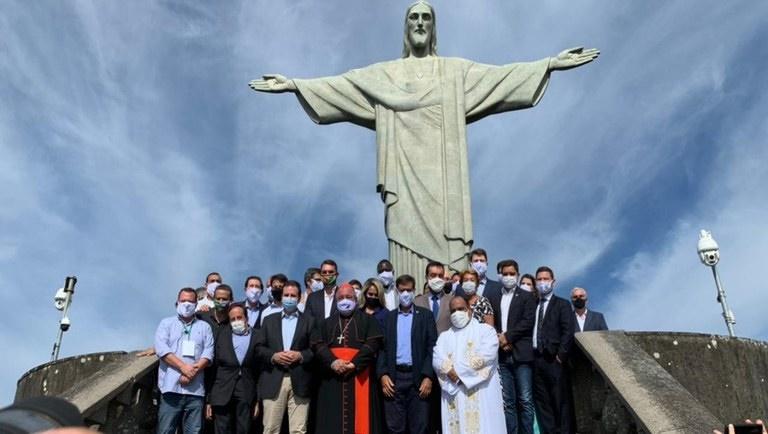 TURISMO HOJE: No aniversário do Rio, ministro participa das comemorações dos 90 anos do monumento do Cristo; 1º Encontro dos Gestores Públicos do Turismo acontece em Niterói