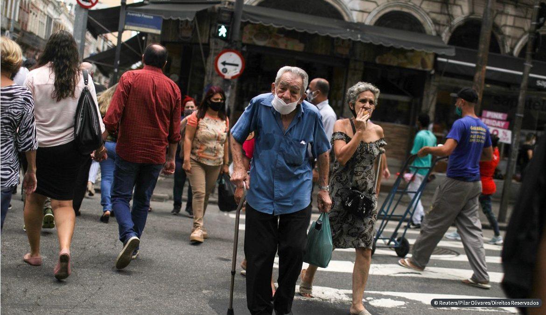 ONU: uma em cada duas pessoas discrimina em função da idade