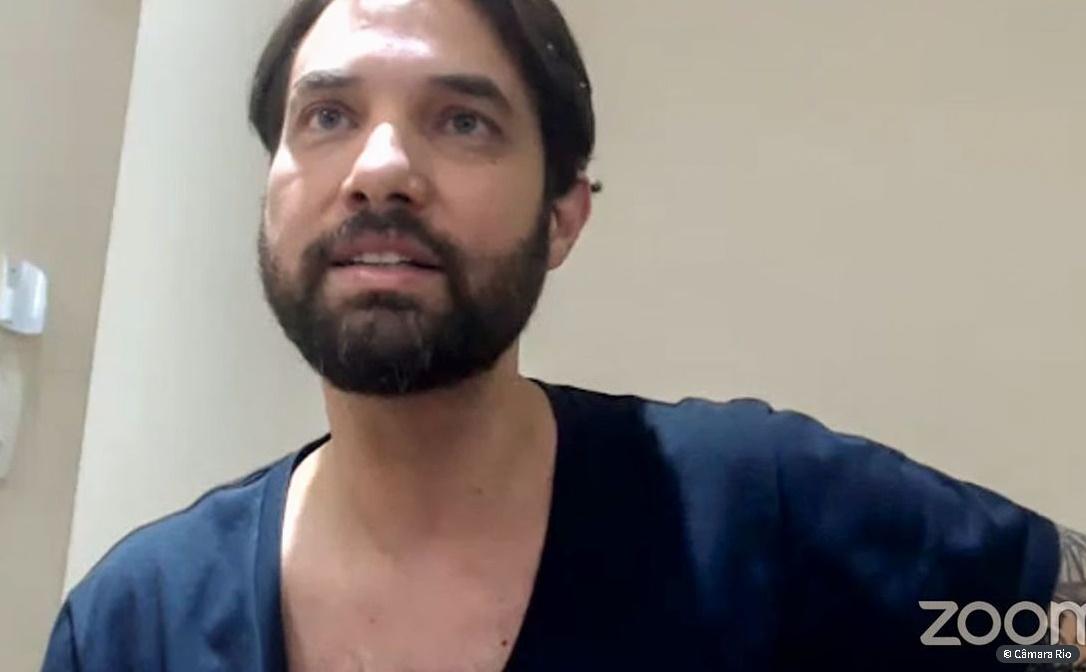 Dr. Jairinho é afastado do Conselho de Ética da Câmara do Rio