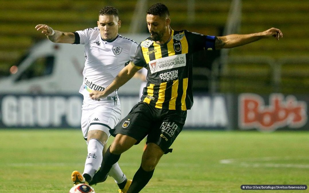 Volta Redonda e Botafogo ficam no empate pelo Cariocão; Portuguesa goleia o Bangu