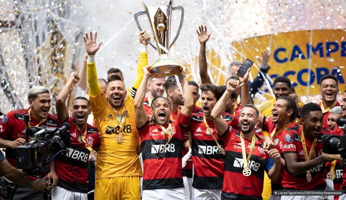 Flamengo bate Palmeiras e conquista o bicampeonato da Supercopa do Brasil