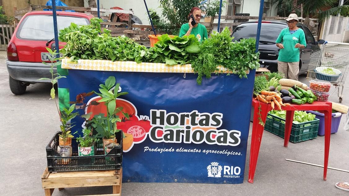 Prefeitura do Rio ameaça destruir programa Hortas Cariocas, premiado como referência de segurança alimentar