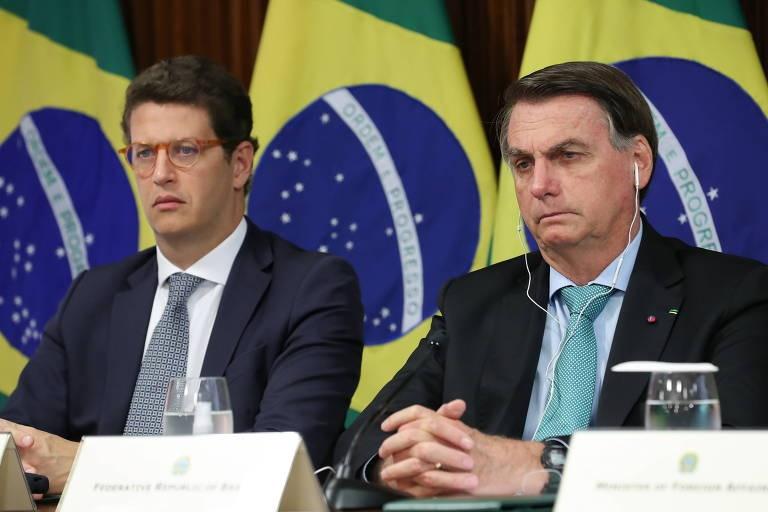 Sem nada a apresentar, Bolsonaro só conseguiu citar avanços de governos anteriores