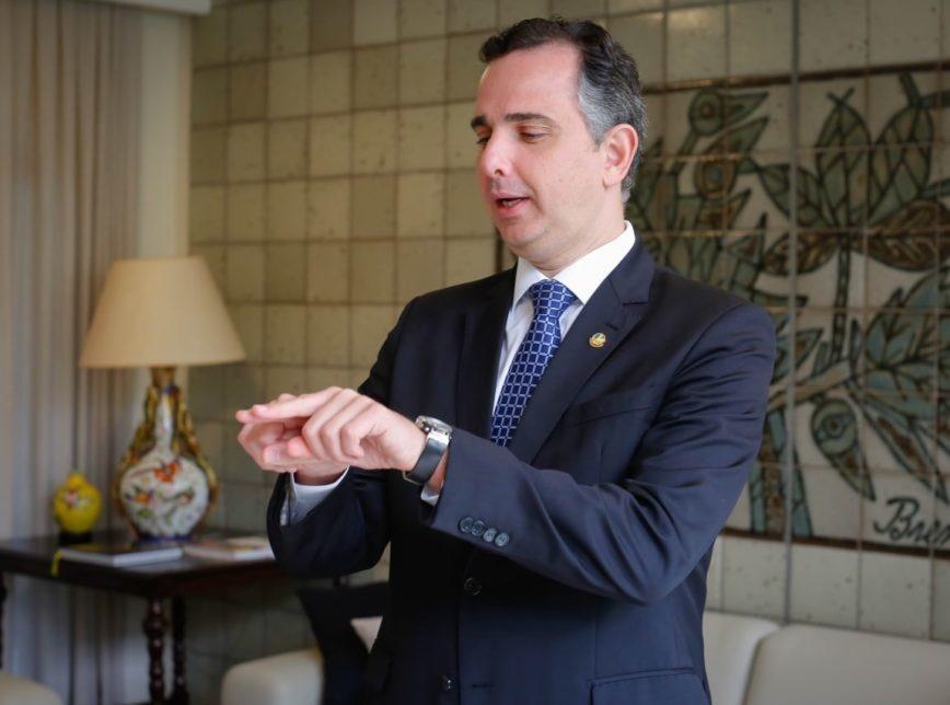 """Pacheco diz que Senado escolhe relator de CPI e """"não admite interferência"""" de juiz"""