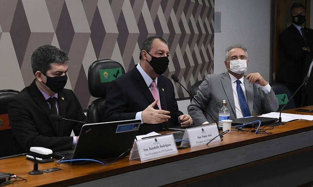 CPI avança mesmo com silêncio de Danilo Trento