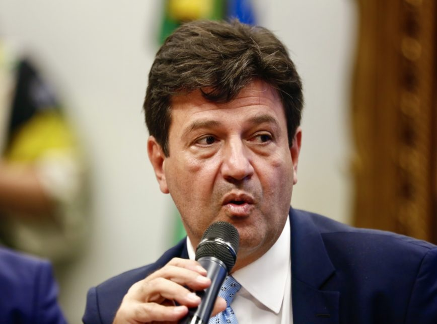 CPI deve ouvir Mandetta na próxima 3ª feira; Teich e Pazuello virão depois