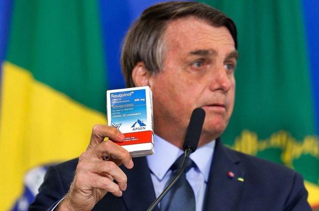 Advogados pedem a STF que Bolsonaro seja submetido a exames psiquiátricos
