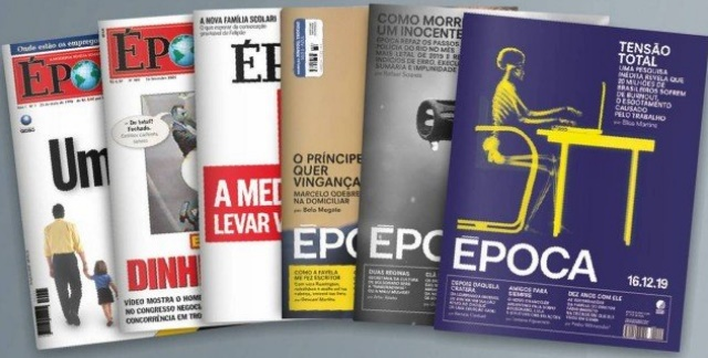 Revista Época deixará de circular e seu conteúdo será publicado no jornal O Globo
