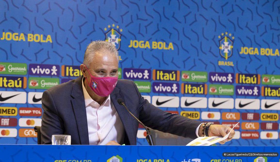 Seleção Brasileira briga pelo primeiro lugar nas Eliminatórias da Copa do Mundo do Catar