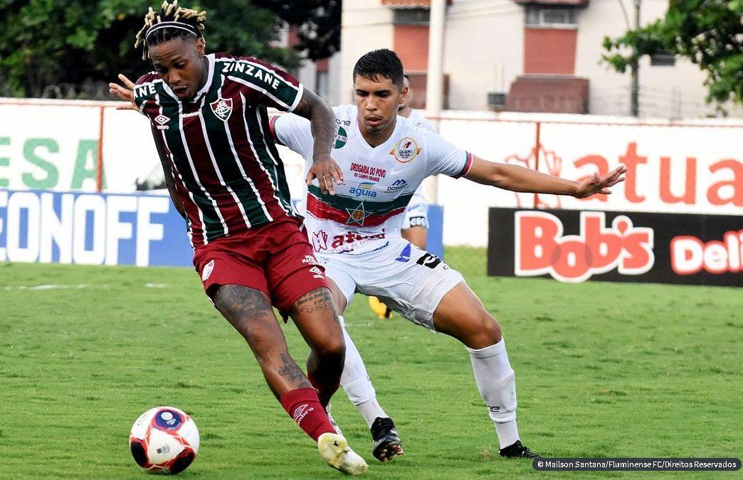 Fluminense e Portuguesa empatam na ida da semifinal do Cariocão