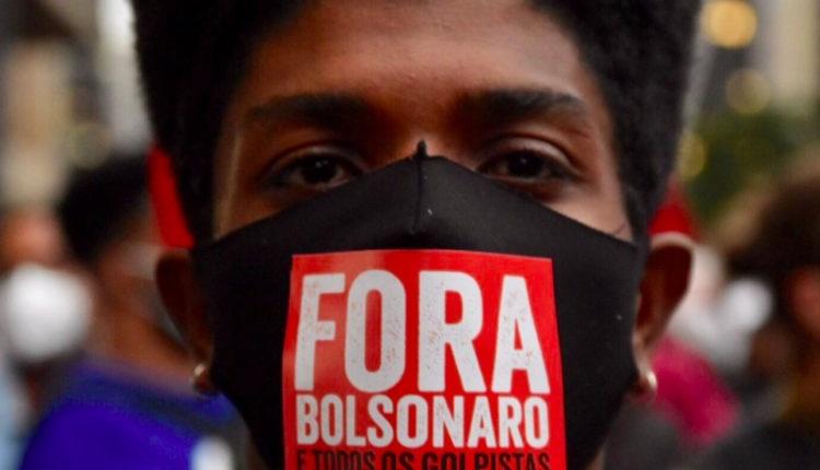 Protestos contra Bolsonaro ocorrem neste sábado com manuais de segurança
