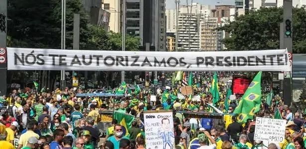 O 1° de Maio de 2021, no Brasil, define-se como ostensiva provocação à República e à dignidade do trabalho
