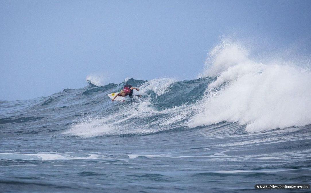 Surfe: 6 brasileiros avançam às oitavas de final de Margaret River; Tatiana Weston-Webb chega às quartas